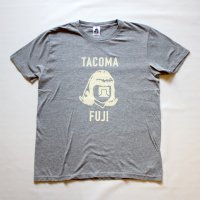 <img class='new_mark_img1' src='//img.shop-pro.jp/img/new/icons7.gif' style='border:none;display:inline;margin:0px;padding:0px;width:auto;' />TACOMA FUJI LOGO MARK '17 GRAY<br>TACOMA FUJI RECORDS [タコマフジレコード]