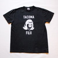 <img class='new_mark_img1' src='//img.shop-pro.jp/img/new/icons7.gif' style='border:none;display:inline;margin:0px;padding:0px;width:auto;' />TACOMA FUJI LOGO MARK '17 BLACK<br>TACOMA FUJI RECORDS [タコマフジレコード]