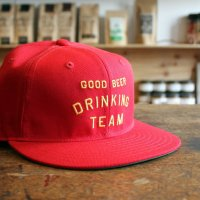 <img class='new_mark_img1' src='//img.shop-pro.jp/img/new/icons50.gif' style='border:none;display:inline;margin:0px;padding:0px;width:auto;' />GOOD BEER DRINKING TEAM CAP<br>TACOMA FUJI RECORDS [タコマフジレコード]