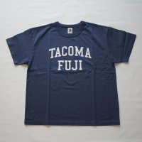 <img class='new_mark_img1' src='//img.shop-pro.jp/img/new/icons7.gif' style='border:none;display:inline;margin:0px;padding:0px;width:auto;' />TACOMA FUJI RECORDS COLLGE LOGO NAVY<br>TACOMA FUJI RECORDS [タコマフジレコード]