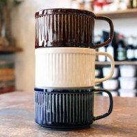 コーヒーカップ (浅型)<br>Laid back ceramics