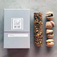 ガリチョコとコロコロダクワーズ4種入りセット / 南国食堂shan2 × zilch studio