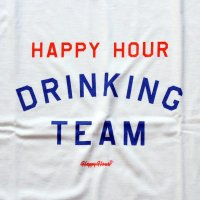 HAPPY HOUR DRINKING TEAM WHHITE<br>TACOMA FUJI RECORDS タコマフジレコード