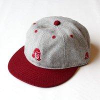 2 TONE TACOMA LOGO CAP<br>TACOMA FUJI RECORDS タコマフジレコード