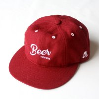 <img class='new_mark_img1' src='https://img.shop-pro.jp/img/new/icons16.gif' style='border:none;display:inline;margin:0px;padding:0px;width:auto;' />BEER HUNTER CAP<br>TACOMA FUJI RECORDS タコマフジレコード