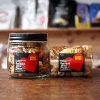 SMOKED MIX NUTS SWEET BLEND スモークド ミックスナッツ<br>マンチーフーズ
