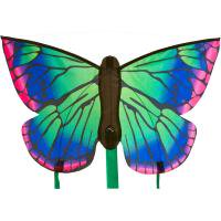 <img class='new_mark_img1' src='//img.shop-pro.jp/img/new/icons58.gif' style='border:none;display:inline;margin:0px;padding:0px;width:auto;' />Butterfly Kite Emerald<br>INVENTO/インベント Kites [カイト・凧]