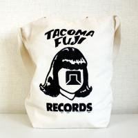 <img class='new_mark_img1' src='//img.shop-pro.jp/img/new/icons50.gif' style='border:none;display:inline;margin:0px;padding:0px;width:auto;' />TACOMA FUJI RECORDS LOGO TOTE BAG<br>TACOMA FUJI RECORDS [タコマフジレコーズ]