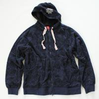 <img class='new_mark_img1' src='//img.shop-pro.jp/img/new/icons50.gif' style='border:none;display:inline;margin:0px;padding:0px;width:auto;' />THC FLEECE ZIP HOODY P NAVY<br>TOKYO HEMP CONNECTION トウキョウヘンプコネクション