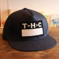 <img class='new_mark_img1' src='//img.shop-pro.jp/img/new/icons7.gif' style='border:none;display:inline;margin:0px;padding:0px;width:auto;' />THC TRUCKIN' POP HB CAP NAVY<br>TOKYO HEMP CONNECTION トウキョウヘンプコネクション