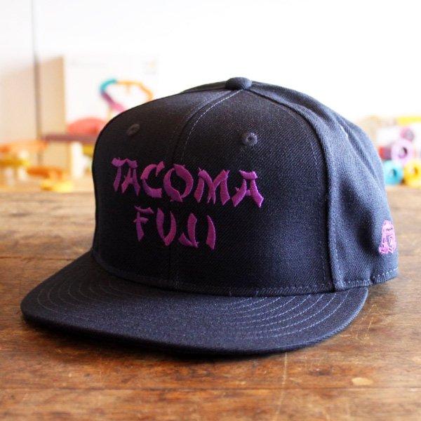 TACOMA FUJI CAP (3rd ver.) BLACKTACOMA FUJI RECORDS [タコマフジレコード]