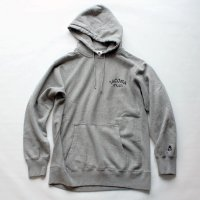 <img class='new_mark_img1' src='//img.shop-pro.jp/img/new/icons16.gif' style='border:none;display:inline;margin:0px;padding:0px;width:auto;' />TACOMA FUJI ORIENTAL LOGO Hoodie HEATHER GRAY (12oz)<br>TACOMA FUJI RECORDS [タコマフジレコード]