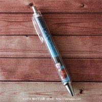 ボールペン 座敷ちゃん青