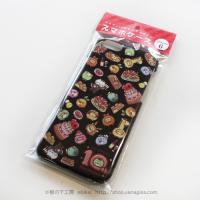 iPhone6ケース エコペン10周年柄(黒)