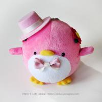 おめかしエコペンピンク(ピンク帽子)