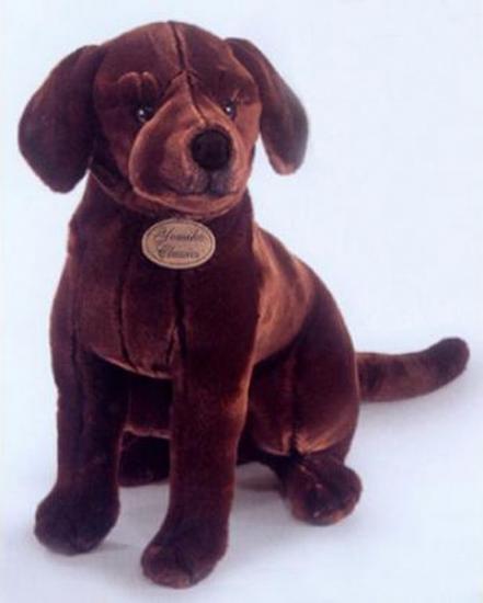 アメリカRUSS社・YOMIKO・犬・ラブラドール・チョコレートXLサイズ