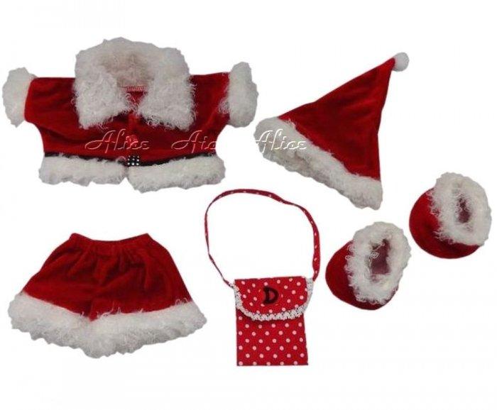 クリスマス衣装アリス