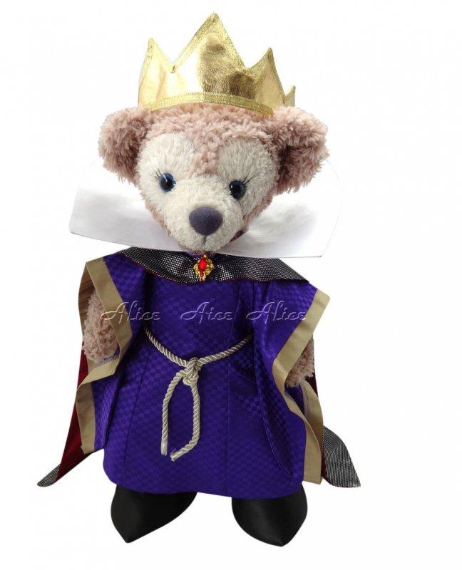 シェリーメイ 服 コスチューム 白雪姫の継母 ウィックド・クイーン ザ・ヴィランズ・ワールド