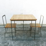 [HACHI] WI DINING TABLE 2人用<受注生産>