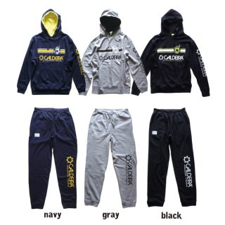 No.6034 PULLOVER SWEAT SET UP