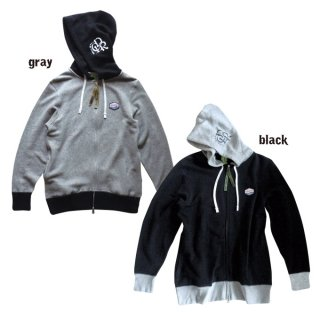<img class='new_mark_img1' src='//img.shop-pro.jp/img/new/icons12.gif' style='border:none;display:inline;margin:0px;padding:0px;width:auto;' />No.6031 BICOLOR SWEAT SIP PARKER