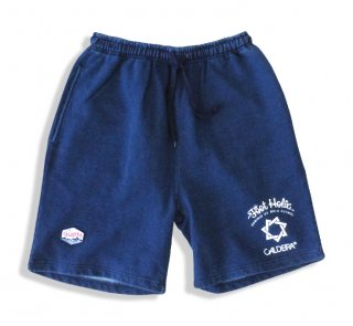 """<img class='new_mark_img1' src='https://img.shop-pro.jp/img/new/icons50.gif' style='border:none;display:inline;margin:0px;padding:0px;width:auto;' />No.7011 DENIM SWEAT SHORTS """"THE SUN"""""""