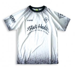 "<img class='new_mark_img1' src='//img.shop-pro.jp/img/new/icons33.gif' style='border:none;display:inline;margin:0px;padding:0px;width:auto;' />No.7026 7th Anniversary PRA SHIRT ""MELT DOWN"" WHITE"