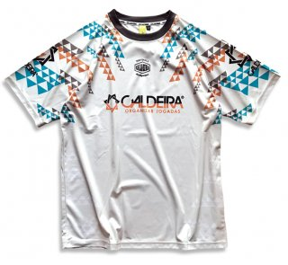 "<img class='new_mark_img1' src='https://img.shop-pro.jp/img/new/icons12.gif' style='border:none;display:inline;margin:0px;padding:0px;width:auto;' />GEOMETRY PRA SHIRT ""RETRO FUTURE"" OFF WHITE"