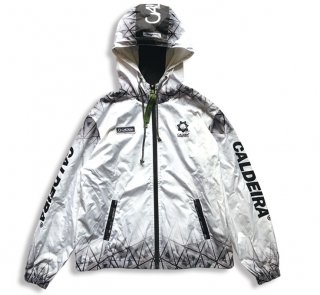 """<img class='new_mark_img1' src='https://img.shop-pro.jp/img/new/icons50.gif' style='border:none;display:inline;margin:0px;padding:0px;width:auto;' />No.8047 HOODED PISTE JACKET """"MELT DOWN"""" WHITE"""