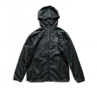 """<img class='new_mark_img1' src='https://img.shop-pro.jp/img/new/icons50.gif' style='border:none;display:inline;margin:0px;padding:0px;width:auto;' />No.8044 RIPSTOP HOODED JACKET """"PRISM"""" BLACK"""