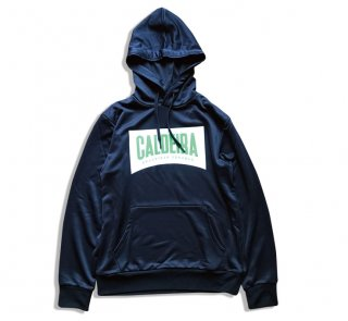 "No.8035 HOODED JERSEY PARKER ""LIGHT SOURCE"" NAVY"
