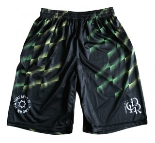 "No.9013 DYNAMIC GAME PANTS ""GRAVITY"" BLACK"