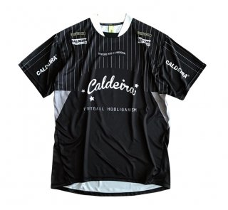 "<img class='new_mark_img1' src='//img.shop-pro.jp/img/new/icons12.gif' style='border:none;display:inline;margin:0px;padding:0px;width:auto;' />No.9006 PINSTRIPE GAME SHIRT ""ARMOR"" BLACK"