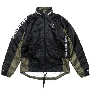 "<img class='new_mark_img1' src='https://img.shop-pro.jp/img/new/icons12.gif' style='border:none;display:inline;margin:0px;padding:0px;width:auto;' />LONG TAIL TRUCK JACKET ""AGAINST"" BLACK"