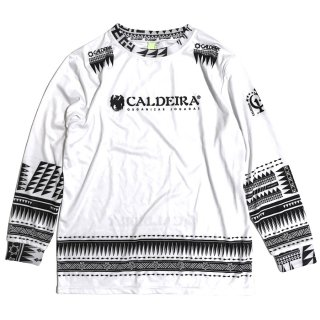 "<img class='new_mark_img1' src='https://img.shop-pro.jp/img/new/icons12.gif' style='border:none;display:inline;margin:0px;padding:0px;width:auto;' />L/S PRA SHIRT ""TRIBAL BOUND"" WHITE"