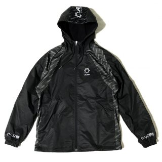 "<img class='new_mark_img1' src='https://img.shop-pro.jp/img/new/icons12.gif' style='border:none;display:inline;margin:0px;padding:0px;width:auto;' />INNER FLEECE MIDDLE JACKET ""INTERVAL"" BLACK"