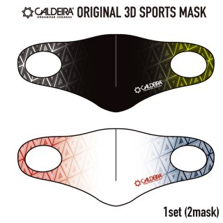"<img class='new_mark_img1' src='https://img.shop-pro.jp/img/new/icons12.gif' style='border:none;display:inline;margin:0px;padding:0px;width:auto;' />3D SPORTS MASK ""MELT DOWN REMIX""  BLACK/WHITE"