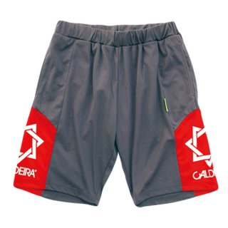 "ORIGINAL GAME PANTS "" NEW SCUD"" GRAY×RED"
