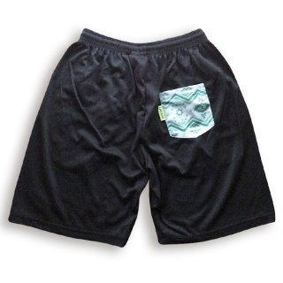 "BACK POCKET PRA PANTS ""ORTEGA"" BLACK"