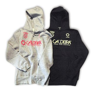 PULLOVER HOODED SWEAT PARKER SET UP
