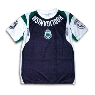 "<img class='new_mark_img1' src='//img.shop-pro.jp/img/new/icons57.gif' style='border:none;display:inline;margin:0px;padding:0px;width:auto;' />TRAINING PRA SHIRT ""HOOLIGANISM"" NAVY×WHITE"