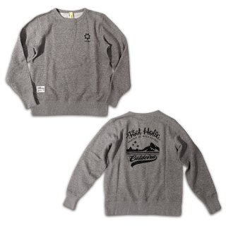 "VINTAGE CREW NECK SWEAT ""FOOT HOLIC"""
