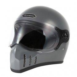JADE/ジェイド/バイクヘルメット(グレー)