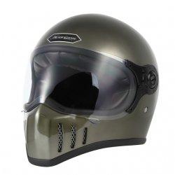 JADE/ジェイド/バイクヘルメット(メタリックオリーブ)