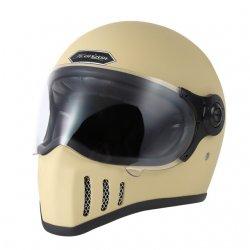 JADE/ジェイド/バイクヘルメット(フラットディープアイボリー)