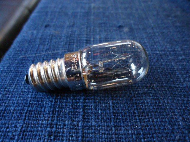 トルコランプの電球 15W