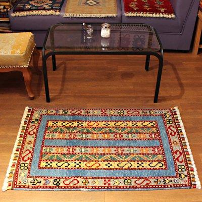 トルコ絨毯 NEW 90x63 ラグ マット