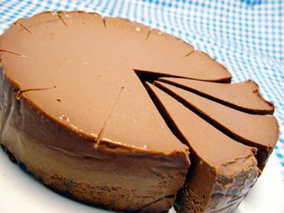 チョコレートチーズケーキ 7号