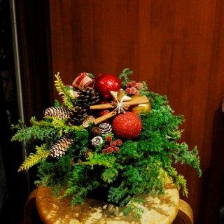クリスマスアレンジ  2