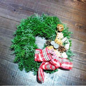 クリスマスリース  1